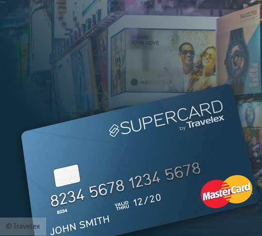 Supercard Fee-Free Overseas Spending Card Launched By Travelex